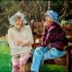 Pensioners Tea, Kirstenbosch